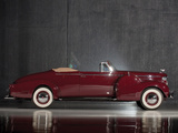 Images of Cadillac V16 Convertible Coupe by Fleetwood (38-9067) 1938