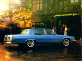 Images of Cadillac Fleetwood Brougham 1980–86