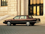 Images of Cadillac Fleetwood 1991–92