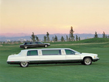 Images of Cadillac Fleetwood Limousine 1993–96