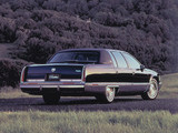 Images of Cadillac Fleetwood 1993–96