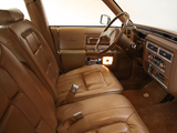 Photos of Cadillac Fleetwood Brougham 1980–86