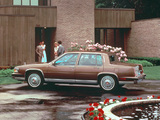 Photos of Cadillac Fleetwood 1985–88