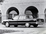 Photos of Cadillac Fleetwood 1991–92