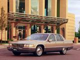 Photos of Cadillac Fleetwood 1993–96
