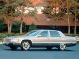 Photos of Cadillac Fleetwood 1993–96