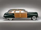 Pictures of Cadillac Fleetwood Seventy-Five Sedan by Bohman & Schwartz 1949