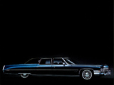 Pictures of Cadillac Fleetwood Seventy-Five 1971–76