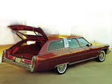 Pictures of Cadillac Fleetwood Estate Wagon by Traditional Coachworks 1976