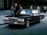 Pictures of Cadillac Fleetwood Brougham 1980–86