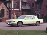 Pictures of Cadillac Fleetwood Coupe 1985–88