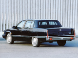 Pictures of Cadillac Fleetwood 1991–92