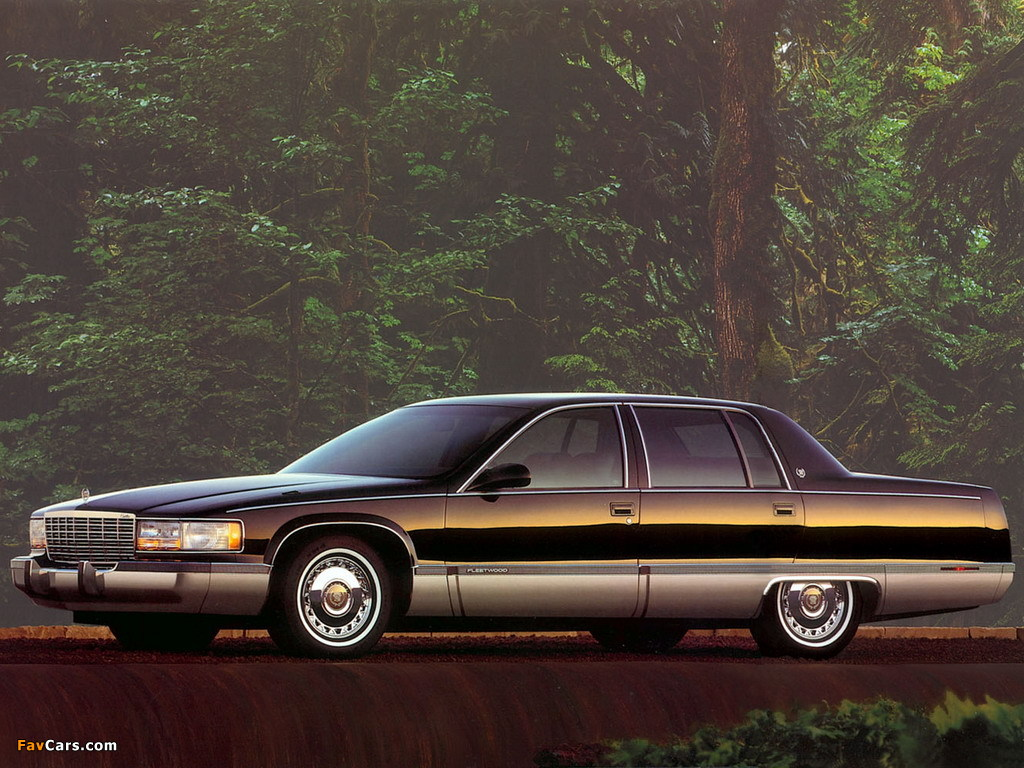 Pictures Of Cadillac Fleetwood 1993 96 1024x768