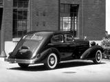 Cadillac Fleetwood 2-door Aerodynamic Coupe Show Car 1933 wallpapers