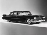 Cadillac Fleetwood Seventy-Five Sedan (6723) 1959 wallpapers