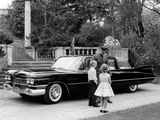 Cadillac Fleetwood Seventy-Five Special Limousine 1959 wallpapers