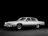 Wallpapers of Cadillac Fleetwood Brougham 1980–86