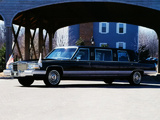 Cadillac Fleetwood Diplomat Limousine by Limousine Werks 1992 wallpapers