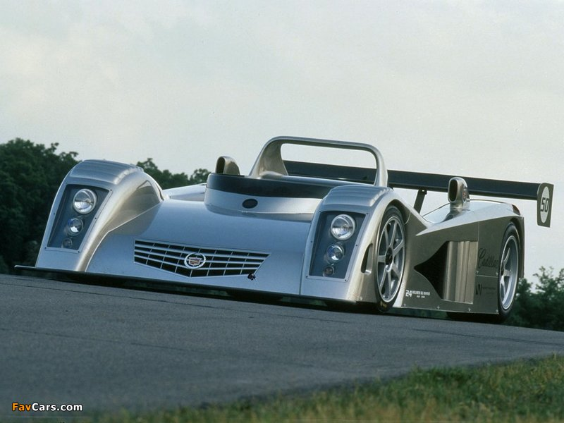 Cadillac LMP 2000 wallpapers (800 x 600)