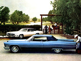 Cadillac Fleetwood Eldorado 1967 & Cadillac DeVille Hardtop Coupe 1967 photos