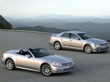 Cadillac XLR-V & STS-V 2006 pictures
