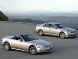 Cadillac XLR-V & STS-V 2006 pictures