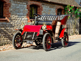 Cadillac Model A Runabout Tonneau 1903–04 wallpapers