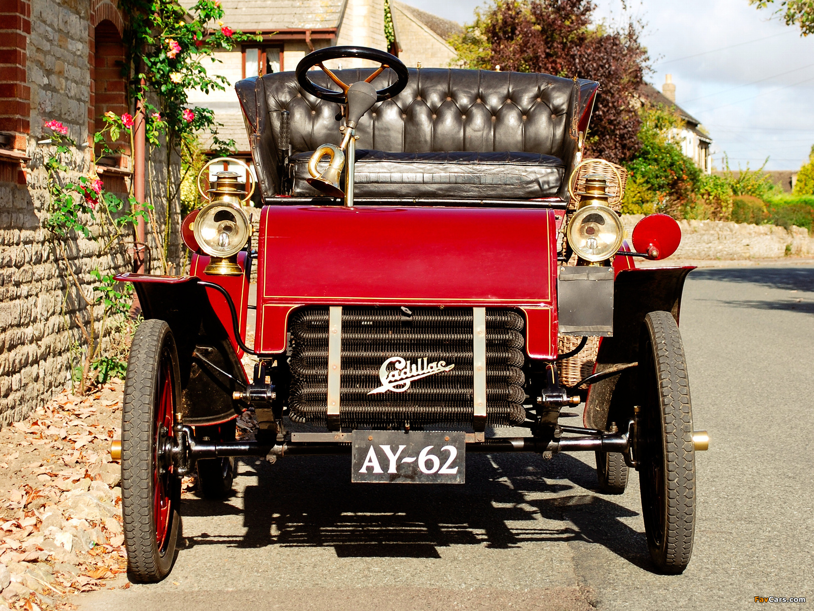 Cadillac Model A Runabout Tonneau 1903–04 wallpapers (1600 x 1200)