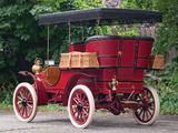 Pictures of Cadillac Model B Surrey 1904