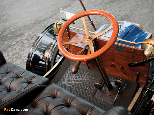 Cadillac Model F Touring 1904 images (640 x 480)