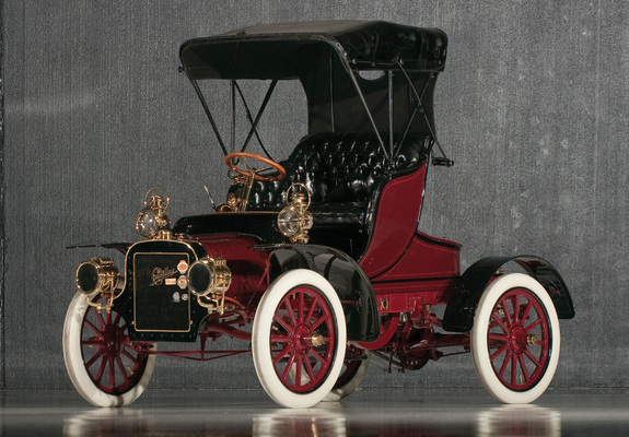 1906 Cadillac Model K: Cadillac Model K Light Runabout 1906 Images