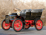 Cadillac Model M Touring 1907 wallpapers