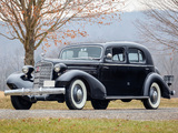 Cadillac V8 Series 30 355-D Town Sedan by Fleetwood (6033-S) 1935 photos