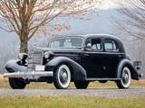 Cadillac V8 Series 30 355-D Town Sedan by Fleetwood (6033-S) 1935 photos