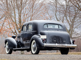 Cadillac V8 Series 30 355-D Town Sedan by Fleetwood (6033-S) 1935 pictures