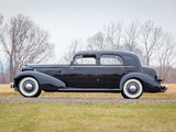 Cadillac V8 Series 30 355-D Town Sedan by Fleetwood (6033-S) 1935 wallpapers