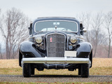 Images of Cadillac V8 Series 30 355-D Town Sedan by Fleetwood (6033-S) 1935