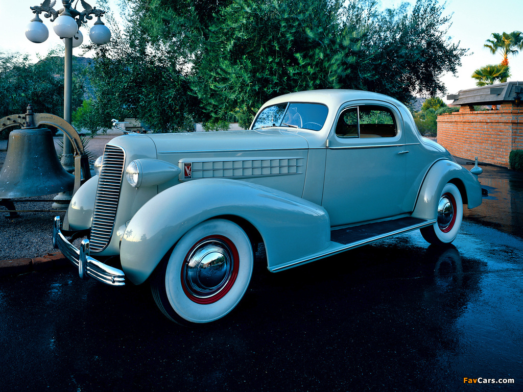 Pictures of Cadillac V8 Series 70 Coupe 1936 (1024 x 768)