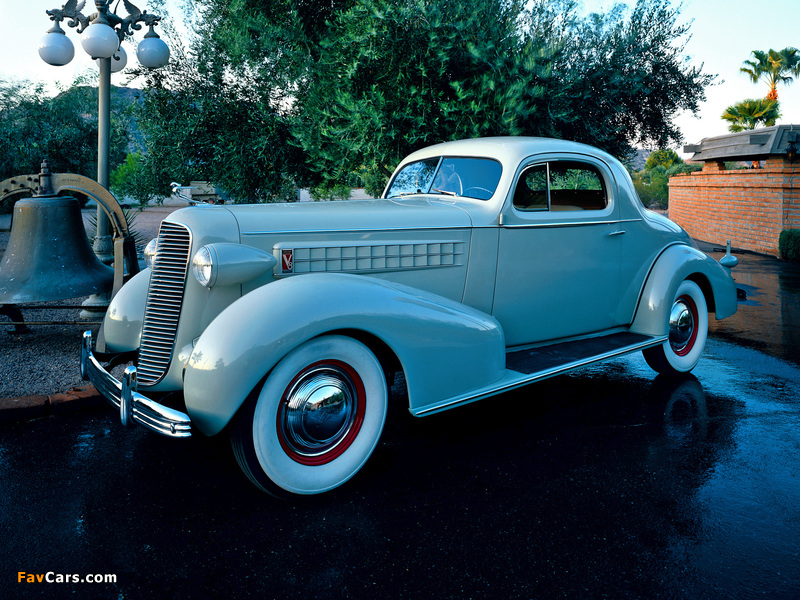 Pictures of Cadillac V8 Series 70 Coupe 1936 (800 x 600)