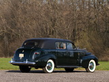 Pictures of Cadillac Series 72 Formal Sedan by Fleetwood (7233-F) 1940