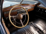 Cadillac Series 72 Formal Sedan by Fleetwood (7233-F) 1940 wallpapers