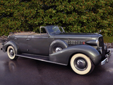Cadillac Seventy-Five Convertible Sedan (36-7529) 1936 images