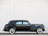 Cadillac Seventy-Five Formal Sedan 1938–41 photos