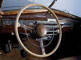 Cadillac Seventy-Five Formal Sedan 1938–41 pictures