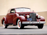 Cadillac Seventy-Five Convertible 1938 wallpapers