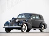 Cadillac Seventy-Five Formal Sedan 1938–41 wallpapers