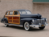 Cadillac Seventy-Five Imperial Sedan 1947 wallpapers