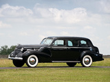 Images of Cadillac Fleetwood Seventy-Five Imperial Sedan 1940