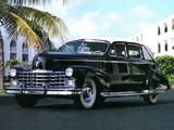 Photos of Cadillac Seventy-Five by Derham 1947
