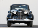 Pictures of Cadillac Seventy-Five Formal Sedan 1938–41